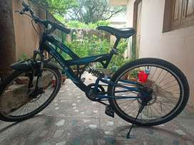 Tata bicycle --barely used