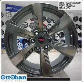 Velg mobil Pajero Prado Fortuner murah TRD Fortuner R20X9 hole 6x139.7