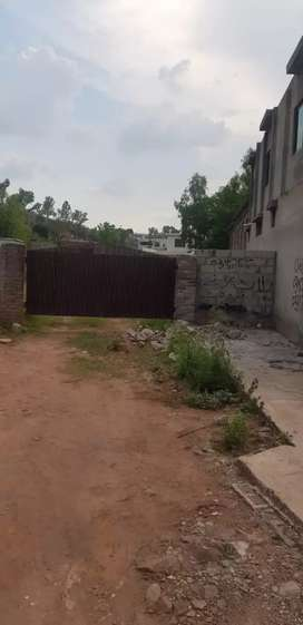 31 marla plot main road ismbli dam road near siri chok commercial plot