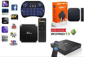 Android TV Box MXQ, X96mini, T9 Smart Box, Tanix, Mi Android Box, Stic