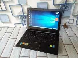 Laptop Lenovo Ideapad S410P Core i5 Gen4-Ram4-Hdd500-DoubleVga-Mulus