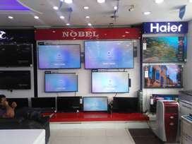 LED TV Smart 4k - All size available on installments