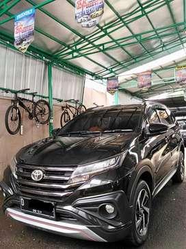 Toyota AllNew Rush S TRD AT 2018 TT Ertiga Mobilio Xpander Terios 2016