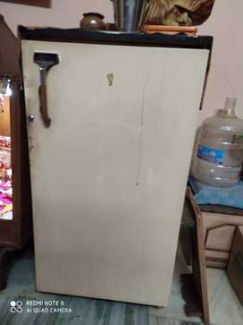 Fridge in a working condition
