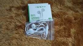 Headset Oppo R11
