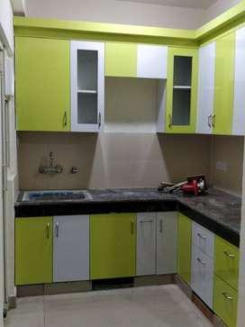 2 BHk + Study semi furnished flat on rent in Ajnara Homes