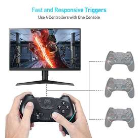Bluetooth Gamepad Pro 6-axis Joystick for Nintendo Switch