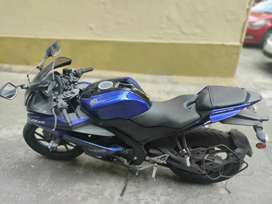 Yamaha R15 V3 - 2018 Model - Petrol - Blue Color