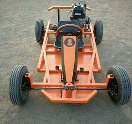 Modified off road go cart