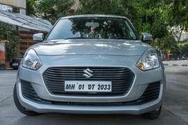 Maruti Suzuki Swift VXI, 2021, Petrol