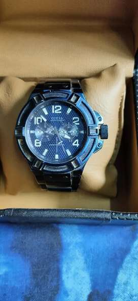 Guess Tiesto Edition Orignal watch
