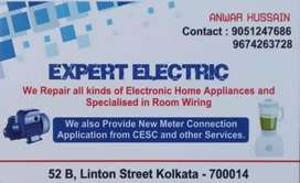 Electrician for home and office