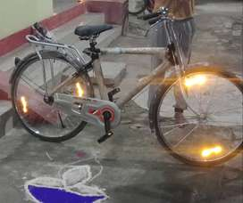 It is new bicycle