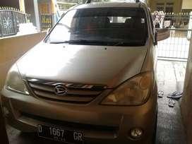 Jual mobil Xenia tipe Xi tahun 2004,kondisi 95% mulus