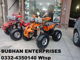 2021 Branded ATV QUAD 4 Wheel Bike Available At Subhan Enterprises