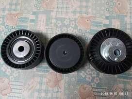 1 set V belt tensioner BMW e36 e39 M50/M52
