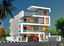 Residential New independent houses for sale at Pendurthi