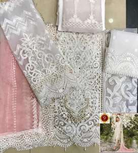 Party and wedding lady suit. WM fabrics