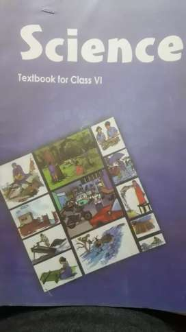 NCERT science book class 6th