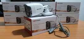 RUMAH AMAN DENGAN CCTV KAMERA  HIKVISION