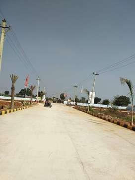 &Plot-200 Sqyrd#In ₹ 32 Lacs * Sale at Thimmapur