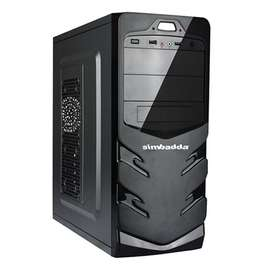PC rakitan core i3 ssd 120 gb vga 2 gb bisa kredit