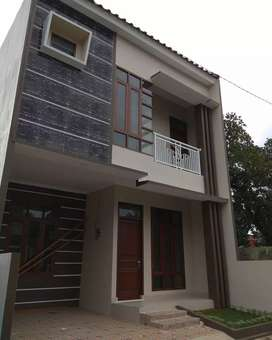 Rumah indent 7 unit di jl durian