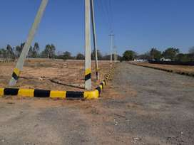 Just 1.7 km to Srisailam Highway Rs 6900/- sq yard