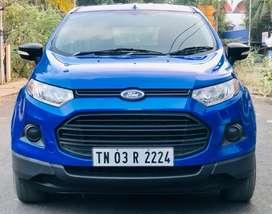 Ford Ecosport 1.5 Diesel Ambiente, 2015, Diesel