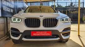 BMW X3, 2018, Diesel