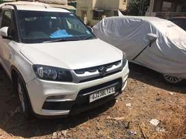 Maruti Suzuki Vitara Brezza 2016 Diesel 62100 Km Driven well maintain
