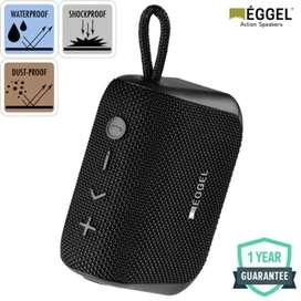 SR Speaker Bluetooth Portable Eggel Fit3 Waterproof