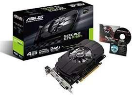 NVIDIA 1050TI 4GB DDR5 GRAPHIC CARD