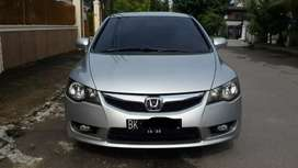 Honda Civic 1.8 Matic (2009)