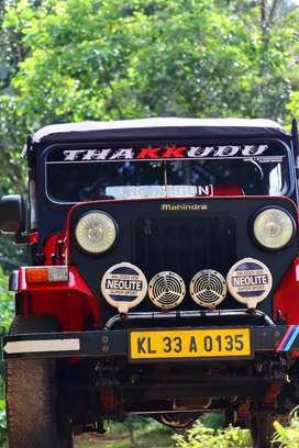 2008 mahindra major jeep 2×2