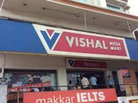URJENT hiring in shopping mall girls and boys
