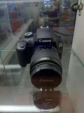 Kredit Camera Canon EOS 4000d bergaransi resmi