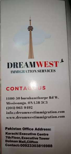 DREAMWEST IMMIGRATION SERVICES