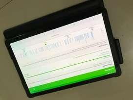 Jual Samsung Galaxy Tab S4 Fullset Like New + Keyboard