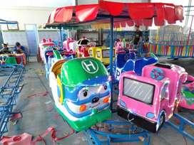 mainan mall pasar malam labirin kereta panggung odong robo PROMO 11
