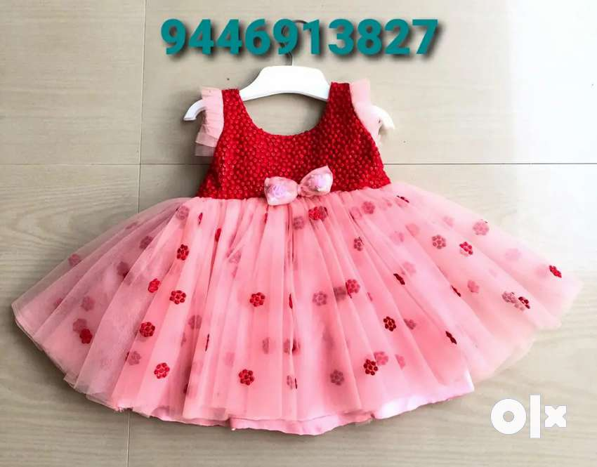 Baby frock 3 to 9 months
