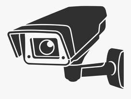 Cctv camera installation and service EMI option Availabe