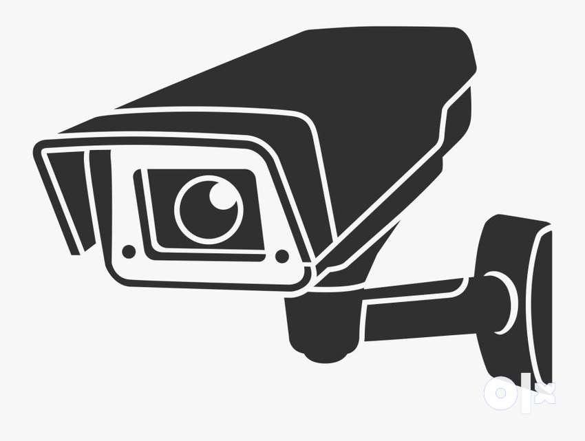 Cctv camera installation and service EMI option Availabe