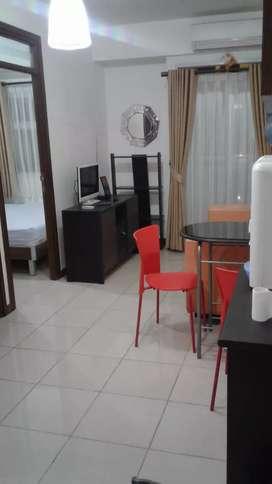 Strategis.CBD.Bogor Valley Apartment.2 BR Fully Furnished.