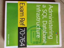 Administering a sql database infrastructure exam ref 70-764