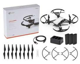 DJI Ryze Tello Combo Selfie Drone 3 Battery Drone & charger hub