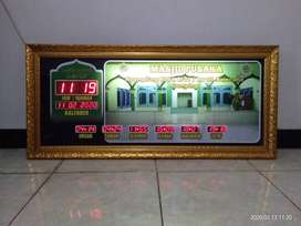 Medium Jam Digital Masjid Berkualitas