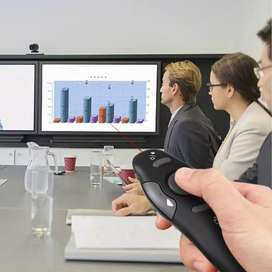 Wireless Pointer USB PowerPoint Presenter Remote Control Laser RF Pen
