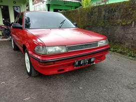 Toyota Corolla twincamp 87
