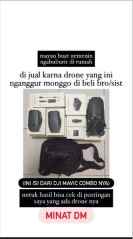 DRONE DJI MAVIC COMBO LIKE NEW